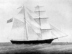 The Mystery Of The Mary Celeste Fishwrap The Official Blog Of